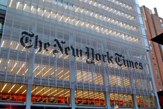 الوطن اليوم - نيويورك تايمز: حان وقت كسر الصمت حول فلسطين