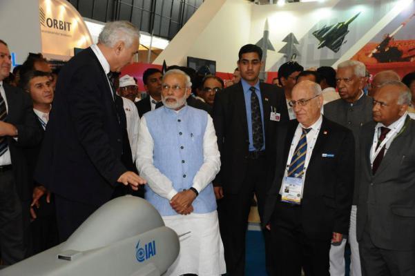 الكشف عن صفقة سلاح ضخمة بين إسرائيل والهند