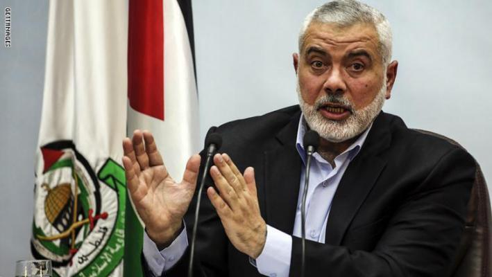 """صحيفة: هنية يسعى لجلب أموال """"حماس"""" المحتجزة في مصر"""
