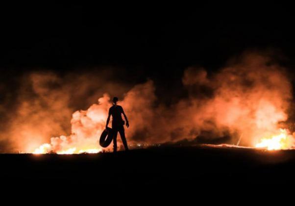 قوات الاحتلال تصدر بيانا حول الأحداث الجارية في غزة الآن