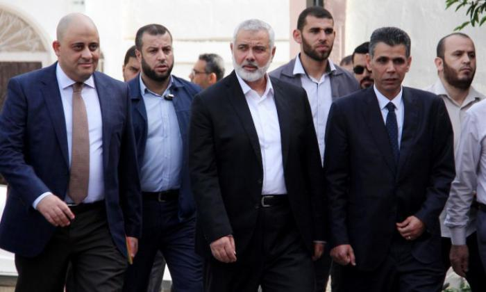 صحيفة تكشف عن نقاط الالتقاء والاختلاف بين المخابرات المصرية ووفد حماس بالقاهرة