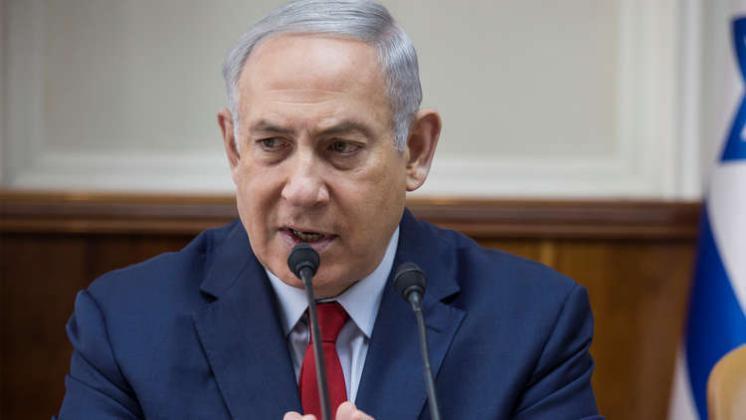 نتنياهو: إسرائيل تقتطع مبلغا كبيرا من أموال الضرائب الفلسطينية خلال أيام