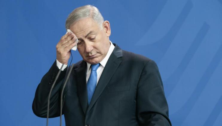 المستشار القانوني للحكومة الاسرائيلية يقرر تقديم نتنياهو للقضاء