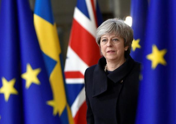 تيريزا ماي: زعماء الاتحاد الأوروبي يريدون ضمان خروج بريطانيا باتفاق