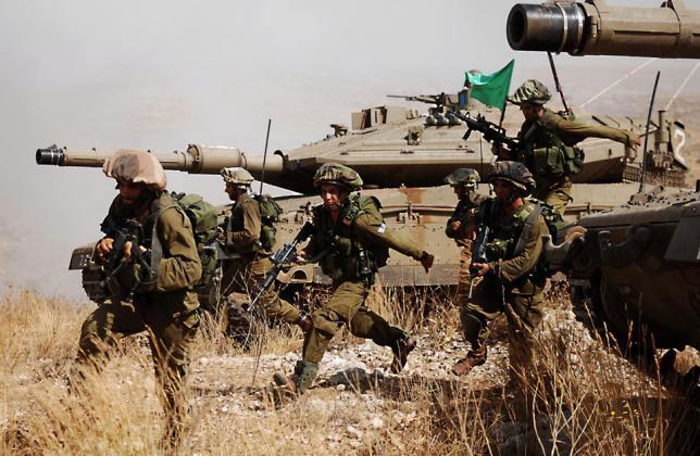 هآرتس: قوات الاحتلال حذرة جدا من التوجه إلى حرب برية في غزة