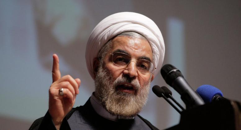 روحاني يحذر دولا في المنطقة ويوجه رسالة إلى الخليج