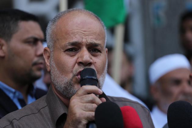 خضر حبيب يوجه رسائل إلى الاحتلال والمطبعين والسلطة