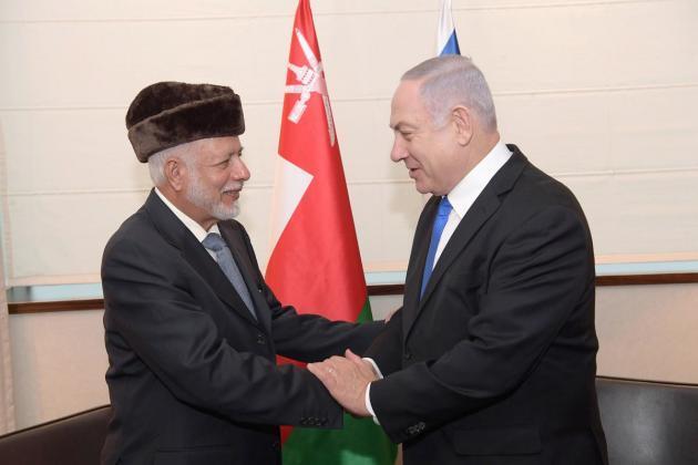 بن علوي: إسرائيل دولة بالشرق الأوسط