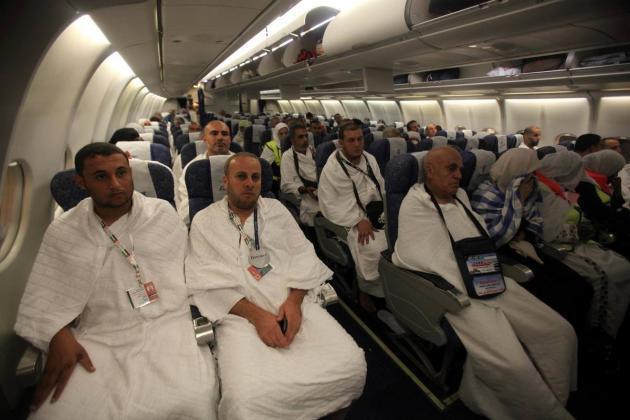 اللوح: تيسير رحلات العمرة في غزة خلال أيام