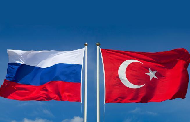 نمو حجم التبادل التجاري بين روسيا وتركيا في عام 2018