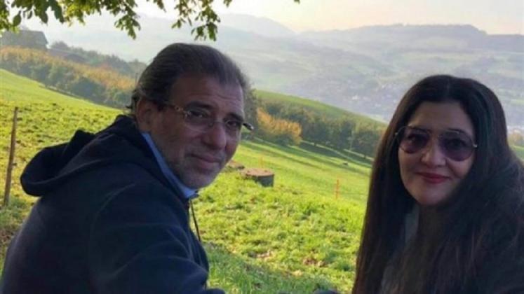 ماذا قالت زوجة خالد يوسف تعليقا على الفيديو الإباحي؟