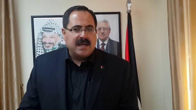 صيدم يطالب وزير المالية برفع نسبة الصرف لموظفي التعليم بغزة