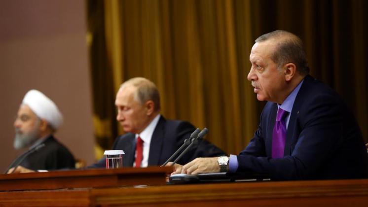 موسكو تستضيف قمة روسية إيرانية تركية لبحث تقدم التسوية في سوريا