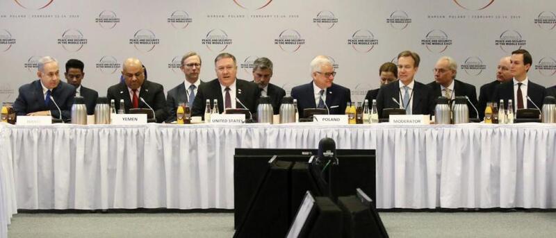الصحافة الإسرائيلية: الرابحون والخاسرون من مؤتمر وارسو