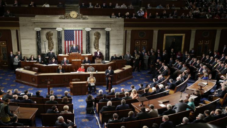 مجلس النواب الأمريكي يقر مشروع قانون أمن الحدود ويحيله إلى ترامب