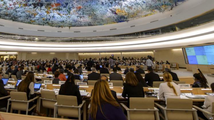 قناة عبرية: مجلس حقوق الإنسان سيتخذ 7 قرارات مهمة ضد إسرائيل