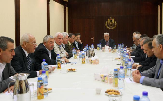 مركزية فتح: لن نجتمع مع أي فصيل لا يعترف بمنظمة التحرير ممثلاً وحيداً للشعب الفلسطيني