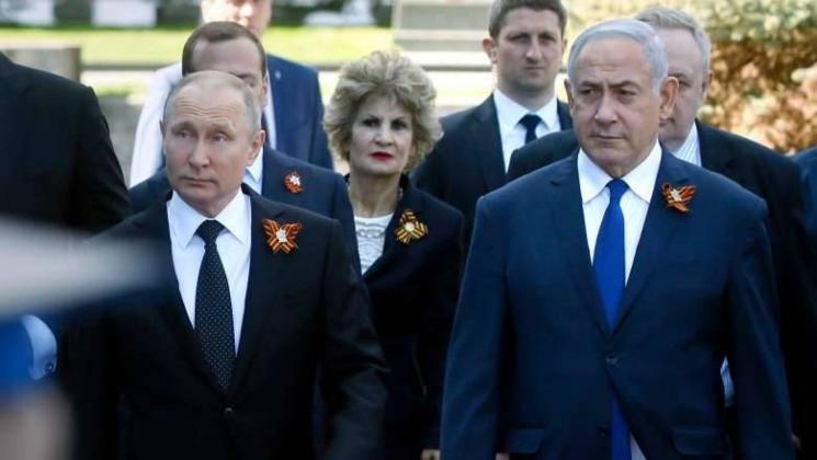 نتنياهو يزور موسكو لبحث التواجد الإيراني في سوريا