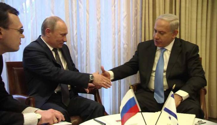 متى سيلتقي نتنياهو بالرئيس الروسي لبحث القضايا الإقليمية؟!