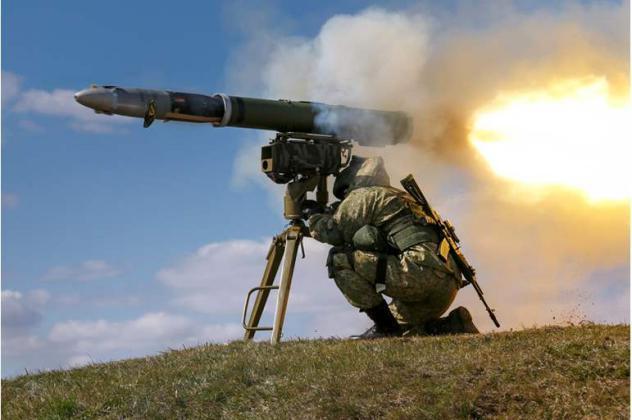 شاهد.. لحظة مقتل اثنين من جنود الاحتلال بصاروخ موجه لحزب الله