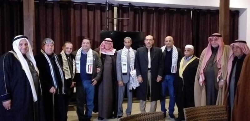 العليا للعشائر تكرم البعثة الطبية المصرية في قطاع غزة
