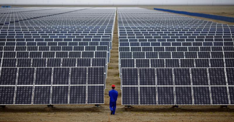 السعودية توقع مذكرة تفاهم بشأن الطاقة المتجددة مع الصين