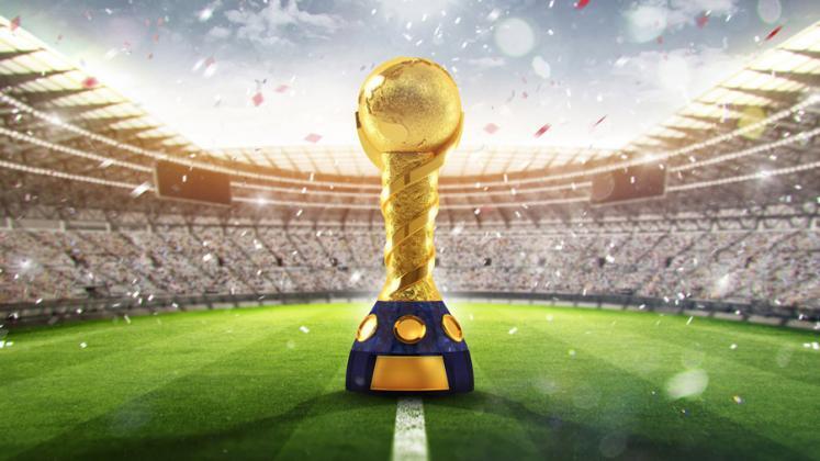 4 دول تتقدم لاستضافة النسخة المئوية للمونديال