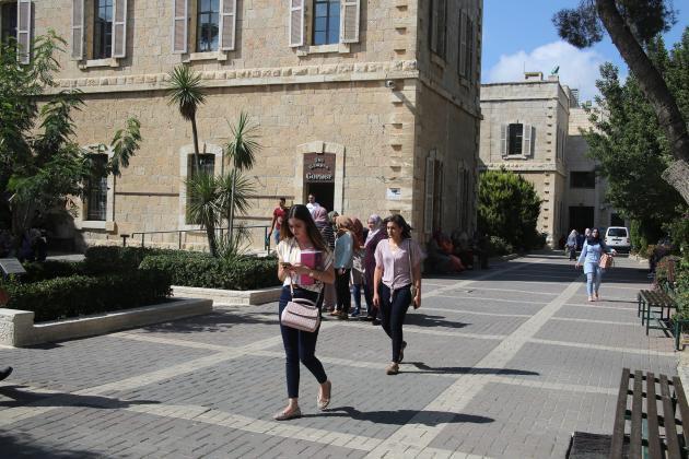 جامعة بيت لحم تعيد فتح أبوابها الاربعاء