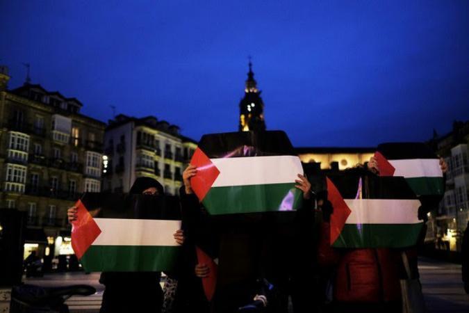 جماهير الباسك تنتفض ضد زيارة نادي إسرائيلي لمدينة غاستيز