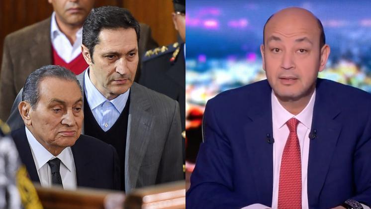 """بعدما وصفه بـ """"رد سجون"""".. علاء مبارك يرد على إهانة عمرو أديب بهذا الفيديو"""