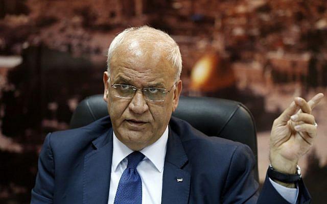 عريقات: إسرائيل تنقل الأموال لحماس في غزة وتقطع الضرائب الفلسطينية لهذا الهدف