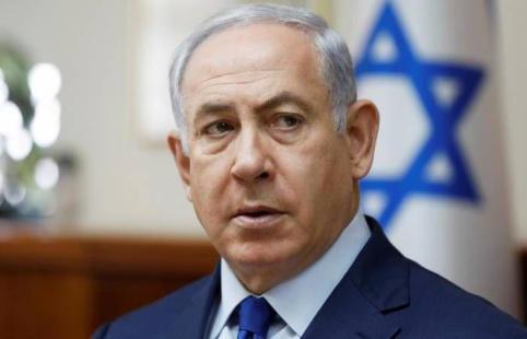 نتنياهو يعلن البدء في بناء جدار مغ غزة ويهدد حماس :الهدوء او عملية عسكرية واسعة