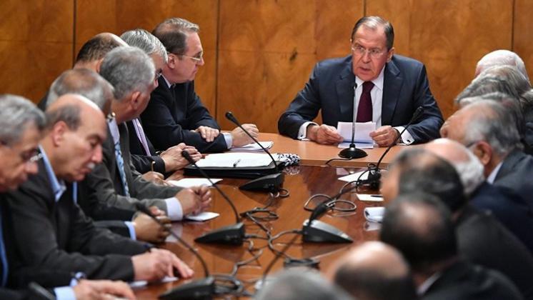 تقديم موعد اجتماع الفصائل الفلسطينية مع سيرغي لافروف
