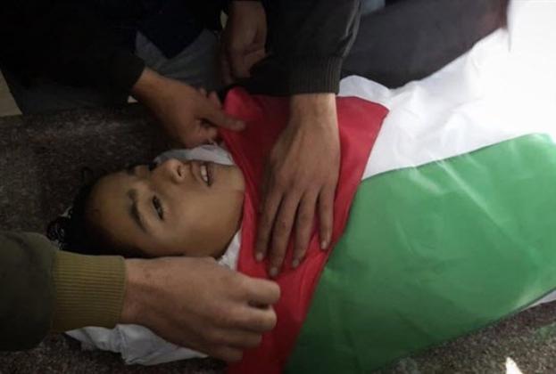 مرسوم رئاسي بشأن الشهيد الطفل حسن شلبي من خانيونس