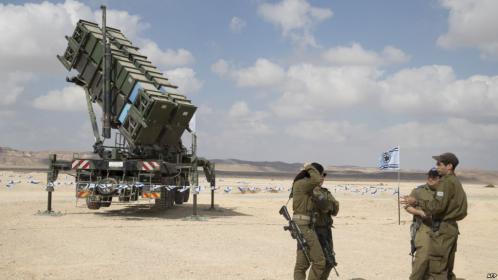 """واشنطن تعلن شراء """"القبة الحديدية"""" الإسرائيلية"""