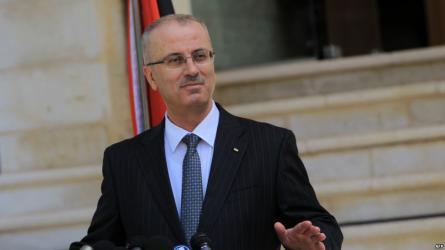 الحمد الله: جاهزون لكافة السيناريوهات في حال اقتطعت إسرائيل من أموال المقاصة