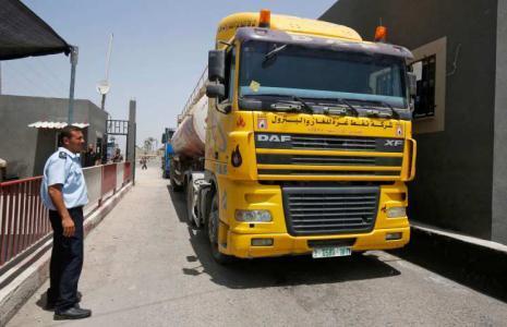 """استئناف العمل في معبر """"كرم أبو سالم"""" التجاري بعد عرقلة أمن حماس لموظفيه ومنعهم من الدخول"""