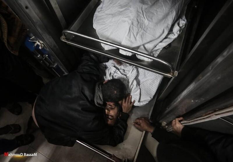 استشهاد ضابط شرطة ومواطن داخل نفق جنوب غزة