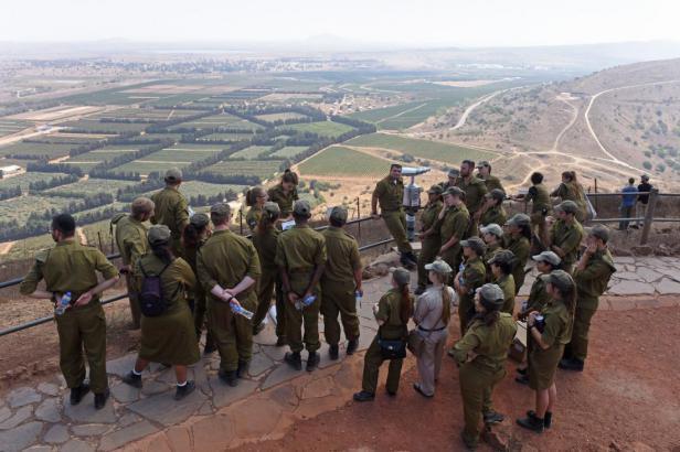 خطة إسرائيلية لتوطين 250 ألف يهودي بالجولان