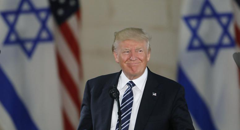 ترامب: سأفوز بأغلبية ساحقة لو ترشحت لانتخابات إسرائيل