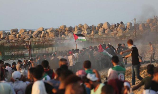 معاريف: حماس في قطاع غزة أعادت الكرة للملعب السياسي بإسرائيل
