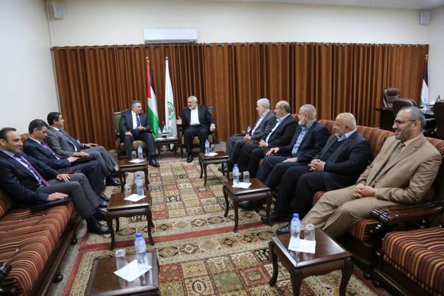قناة إسرائيلية تكشف ما أبلغته حماس للوفد الأمني المصري