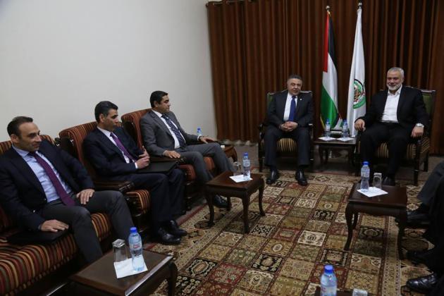 قناة عبرية: إسرائيل نقلت رسائل لحماس عبر مصر وهذا مفادها..