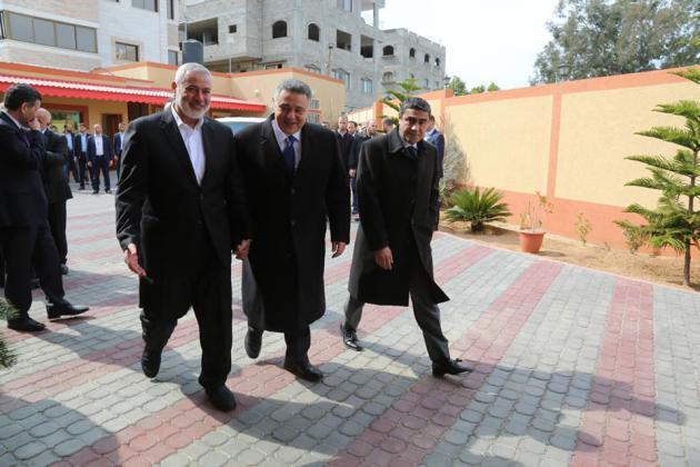 الوفد المصري يعود لغزة خلال أيام لاستئناف محادثات التهدئة