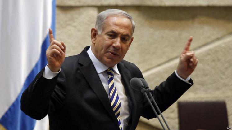 نتنياهو: إسرائيل لليهود فقط وعلى غيرهم البحث عن دول أخرى.. ويهدد بضربة عسكرية على غزة