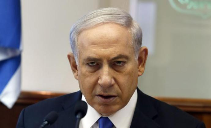 هكذا تلقى نتنياهو قصف تل أبيب وهذا ما فعله