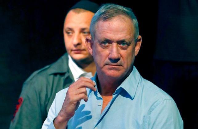 غانتس سنواجه التمركز الإيراني في سوريا ولبنان وغزة
