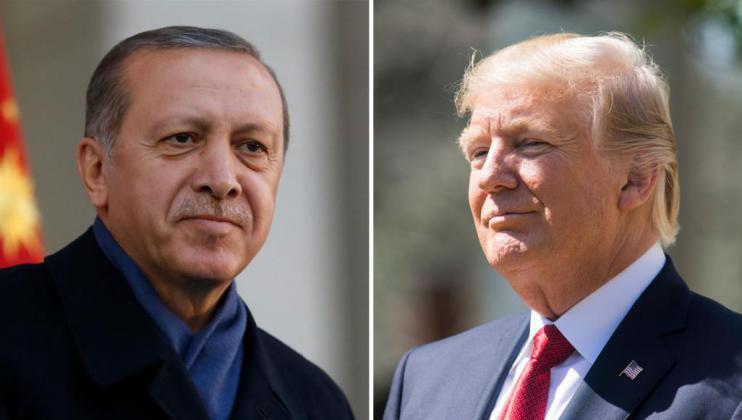 أردوغان: تصريحات ترامب حول الجولان يضع المنطقة على شفا أزمة جديدة