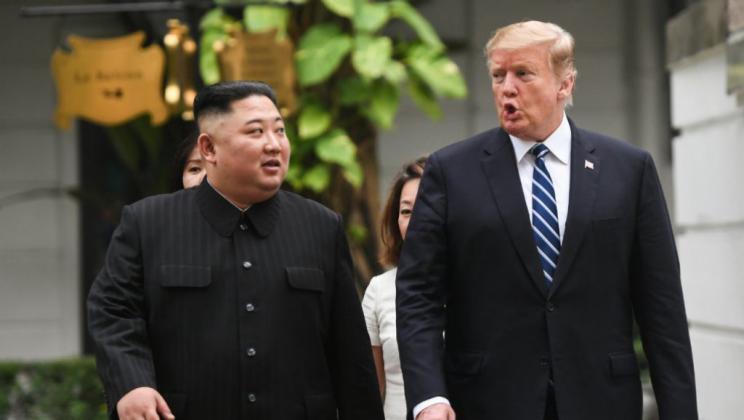 """ترامب: لن يكون لـ """"كوريا الشمالية"""" مستقبل اقتصادي مع النووي"""