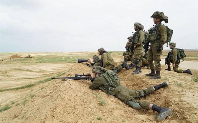 إصابة خطيرة برصاص جيش الاحتلال شرق غزة